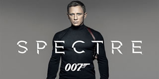 Free tickets for James Bond Spectre